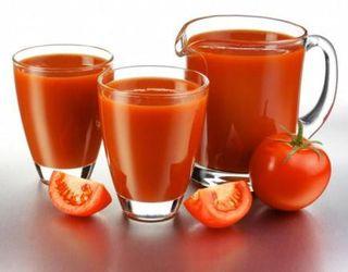 Експорт українського томатного соку в 2017 році зріс майже на чверть