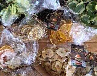«Галицький Пекар» почав випускати сушені овочі та фрукти