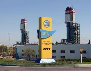 Одеський припортовий завод призупинив виробництво карбаміду