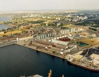 Новий термінал «Ніка-Тери» розпочав перевалювання олії