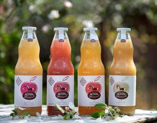 «Коник» випустив нові смаки яблучного соку