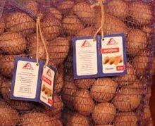 «Агріко Україна» продає насіннєву й столову картоплю у невеликих упаковках