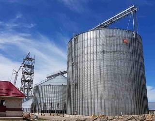 На Кіровоградщині будують елеватор потужністю 81 тис. тонн