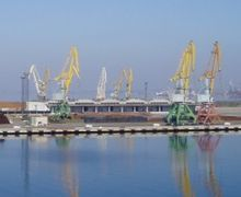 «Єврозовнішторг» побудував першу чергу зернового терміналу в  порту «Ольвія»