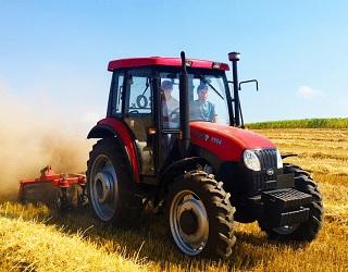 У Херсоні хочуть налагодити виробництво китайських тракторів YTO