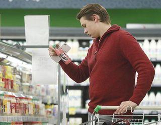 У парламенті зареєстрували законопроект щодо врегулювання порядку маркування харчових продуктів