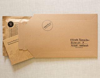 Мед у конверті: ідея від німецького стартапа