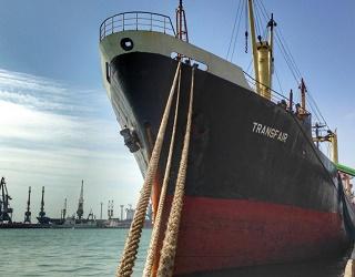 «Агрія» завантажила в Бердянському порту 102 тис. тонн зерна