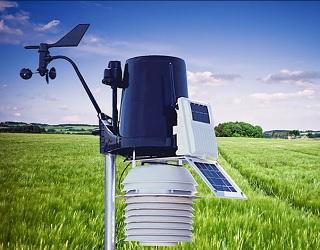 Grain Alliance встановив на Київщині метеостанцію