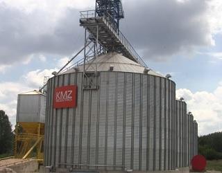 «Ізюмагроінвест» відвантажуватиме зерно з елеватора в морський порт