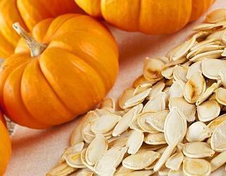 На якість гарбузового насіння впливає термін його виділення із плодів