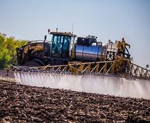 Для озимих зернових важливим є осіннє внесення гербіцидів