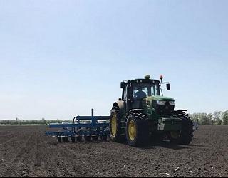 19 областей України розпочали сівбу озимих зернових