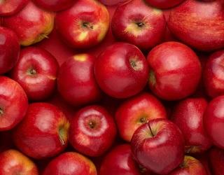 Україна експортувала у вересні на 8% менше яблук