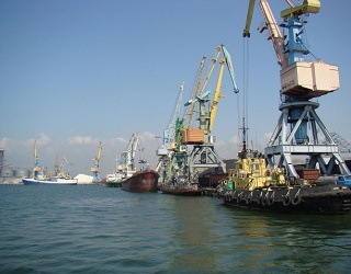 Термінал Agria в Бердянському порту продають