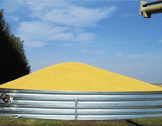 «Деметра» вивела на ринок металобункер для тимчасового зберігання зерна