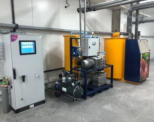 UApple ввів у експлуатацію першу чергу інноваційного холодильного комплексу