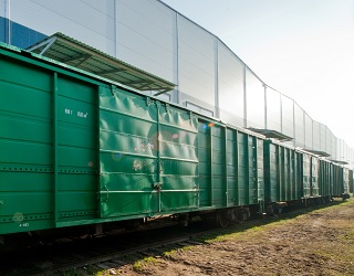 «Укрзалізниця» в січні-листопаді на 10% зменшила перевезення зерна