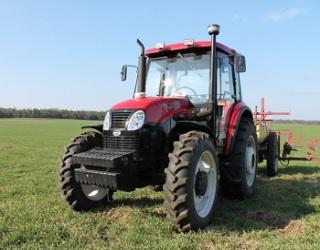 Херсонський машинобудівний завод почав виробляти трактори з китайських комплектуючих