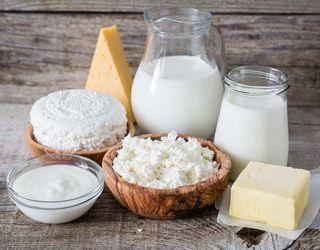 Світові ціни на молочну продукцію у 2018 році були нижче на 4,6%
