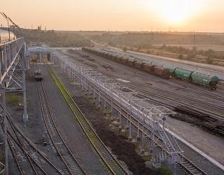 MV Cargo прийняв залізницею 651,6 тис. тонн зерна