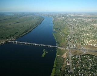 Погода сприяє перевезенню зерна Дніпром