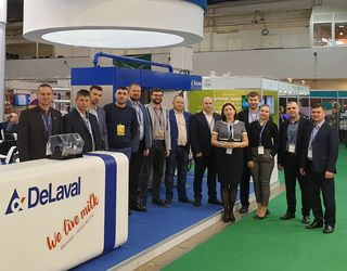5 тис. євро на придбання обладнання «ДеЛаваль» виграла агрофірма з Харківщини