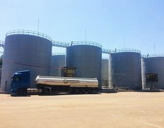 Grossdorf відкрив в Узбекистані завод із виробництва рідких добрив