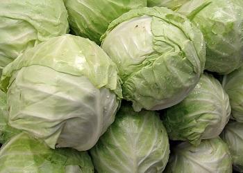 Білоголову капусту найчастіше зберігають у буртах