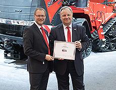 Трактори Versum CVXDrive та Quadtrac CVXDrive від компанії Case IH здобули нагороду «Машина року 2019»