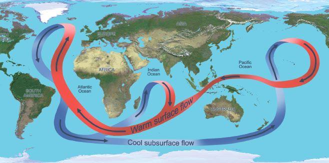 Гольфстрім зупиняється - післязавтра льодовиковий період?