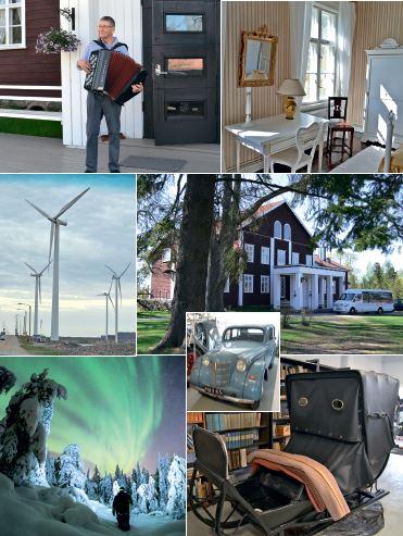 На гостину у фінське село