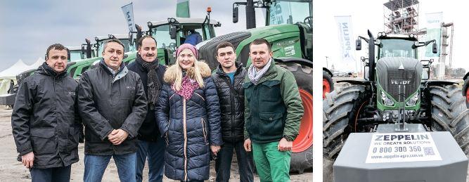 FENDT – від «Цеппелін Україна»