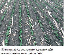 Ноу-тілл як система землеробства