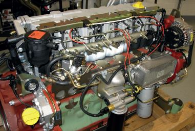 Діагностика та ремонт двигуна