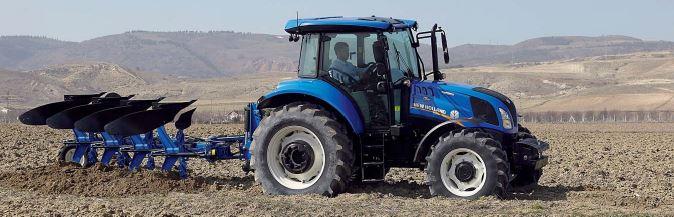 Новий стандарт ефективності — New Holland T5.110 S