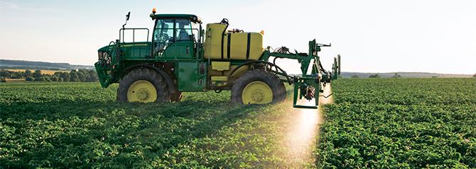 Система удобрення картоплі