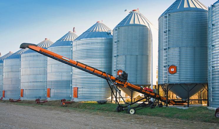 Елеватори G.R. Agro прийняли більше 5 тис. тонн ячменю нового врожаю