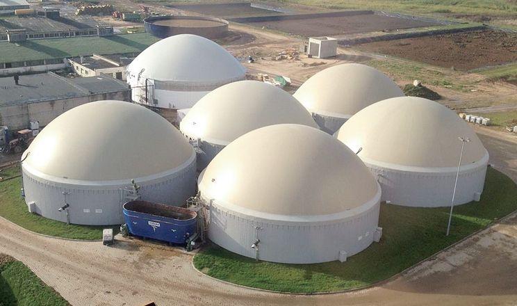 МХП збудує другу чергу біогазової станції в Ладижині