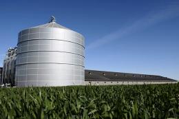 Україна забезпечена потужностями для зберігання зерна на 60-65%