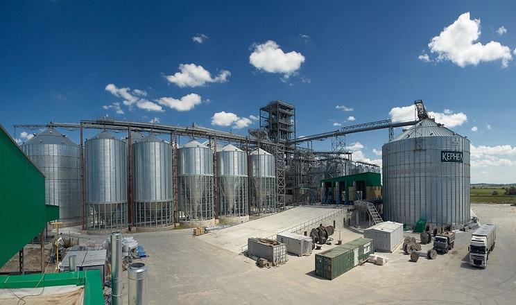Яготинський елеватор «Кернела» нарощує потужність з дороблення зерна