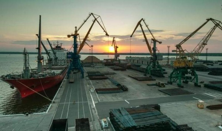 Українські порти обробили 26,1 млн тонн зерна