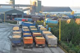 Обсяги перевезення зерна автомобільним транспортом зросли на 46%