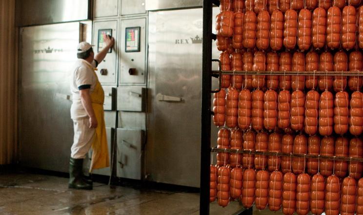 Рівненське господарство – єдине в Україні, що практикує безвідходне виробництво ковбас