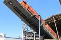 «Ніка-Тера» встановила автоматичний перекидач для розвантаження автотранспорту