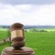 За місяць на земельних торгах реалізовано прав оренди на понад 12 млн грн