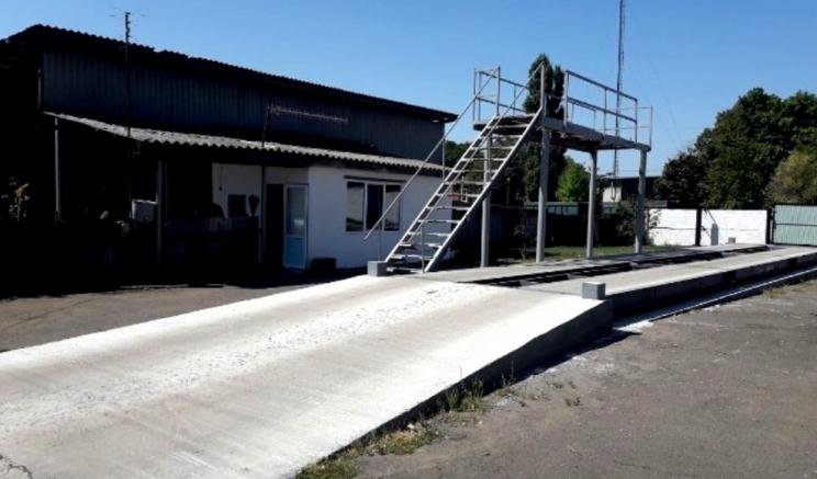 «ТАС Агро» автоматизує процес зважування зерна