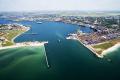 Складські потужності терміналу в порту «Чорноморськ» буде збільшено