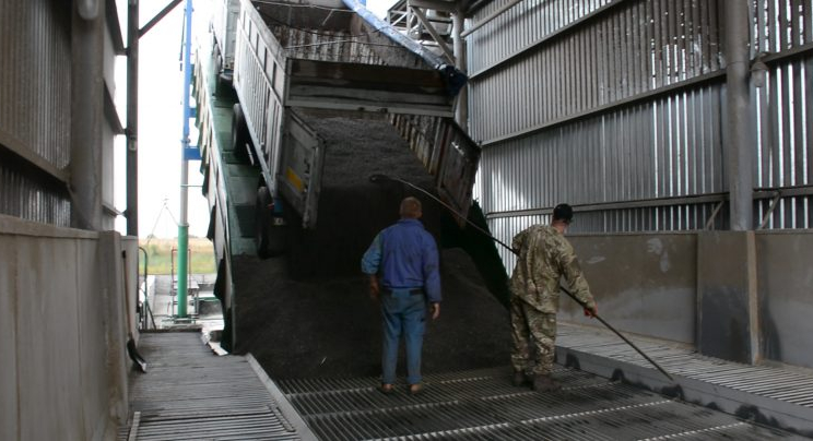 Пирятинський елеватор Grain Alliance прийняв понад 7 тис. тонн соняшнику