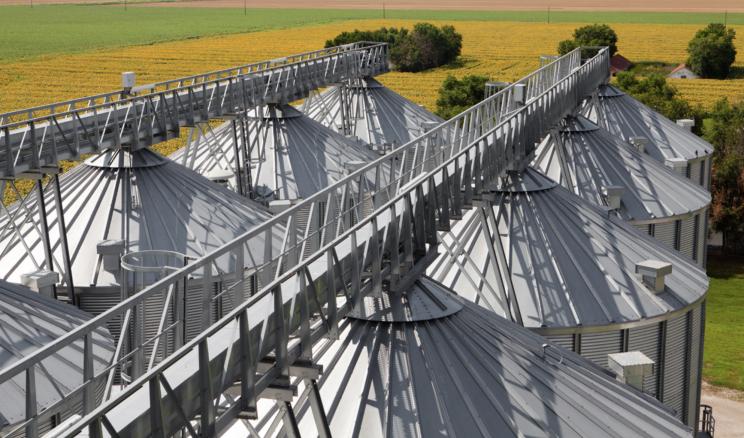 Petkus збудував для «Епіцентр К» елеватор на Вінниччині потужністю 120 тис. тонн